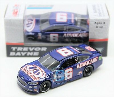 Trevor Bayne 2017 Action 1 64  6 Advocare Throwback Ford Nascar Monster Diecast