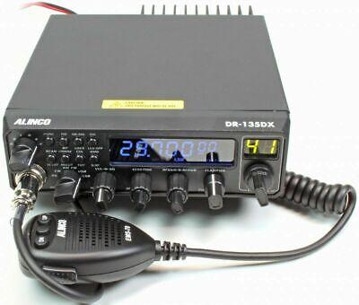Alinco DR-135DX DR135DX DR135 10M 11M CB HAM Multimode Transceiver, DX10 CRE8900