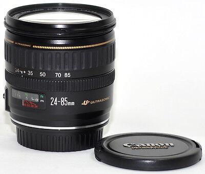 Canon EF 24-85 mm F/3.5-4.5 USM Ultrasonic Objektiv 1 Jahr Gewähr. online kaufen