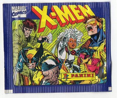 BUSTINA FIGURINE X-MEN PANINI MARVEL COMICS 1994 PANINI NUOVA SIGILLATA PIENA