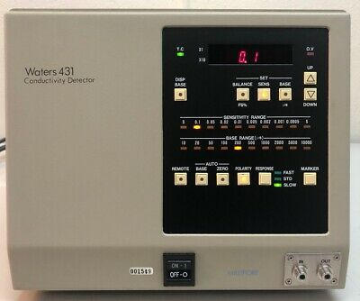 Waters 431 Conductivity Detector Hplc
