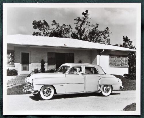 1951 DODGE Coronet vintage 1950s Automobile 8x10 Photograph