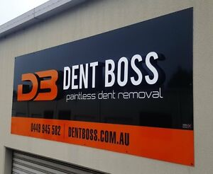 Dent Boss - Paintless Dent Removal and Hail Damage Specialists Moorebank Liverpool Area Preview
