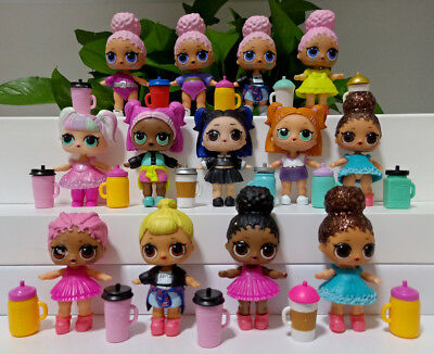 lol Surprise Doll Series 3 WAVE1 Big sister Kids Christmas Gift 1PCS random