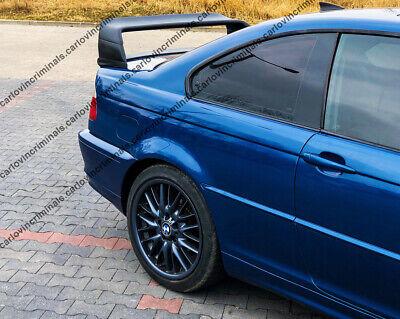 BMW SERIE 3 E46 ALERON / SPOILER ESTILO M3 GT CLASS 2...