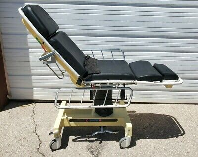Steris Hausted All Purpose Chair Stretcher Procedure Medical Exam Gurney