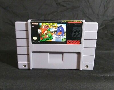 Super Mario World 2: Yoshi's Island (Entertainment System, 1995)AUTHENTIC TESTED