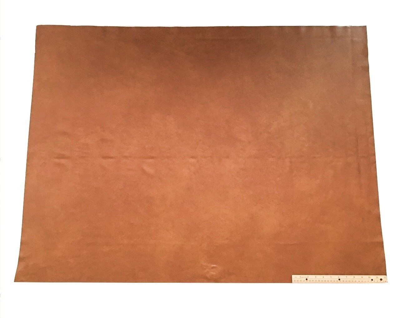 Scrap Upholstery Leather Mixed Jumbo Pieces Light Weight 6 Sf