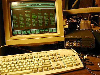Programming Service For Ge Mvs Phoenix- Sx Psx Synthesized Radios