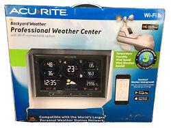 AcuRite 5 in 1 Backyard Wireless Weather Station