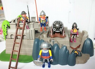 Playmobil 4133 Knights Superset Castle complete Discontinued