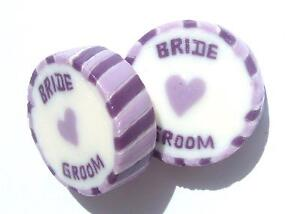 Personalised Wedding Favour Sweets