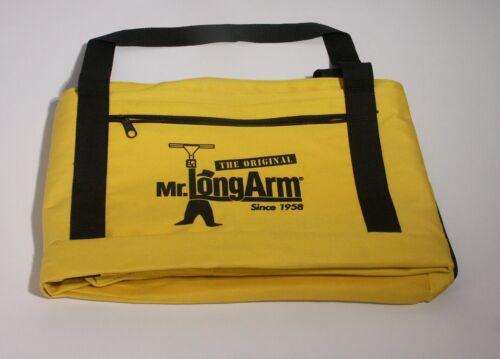 Mr. Long Arm Canvas Case with Zipper Pocket & Shoulder Straps (0007)