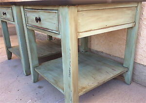 SIDE TABLES/ END TABLES/ COFFEE TABLES
