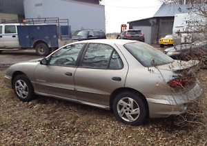 ***LOW KMS*** PONTIAC SUNFIRE 106K - WORKS PERFECT, NO RUST!!!