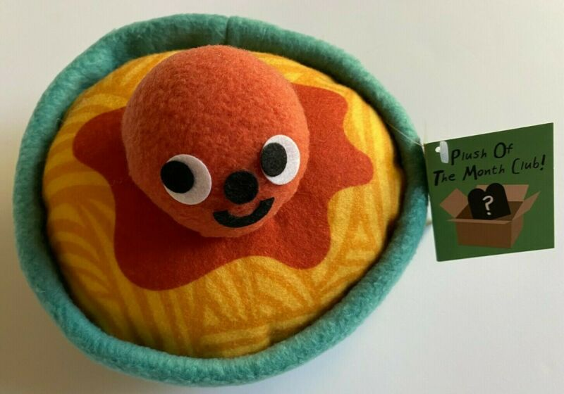 Heidi Kenney - Plush Of The Month Club - Spaghetti and Meatball - RARE!