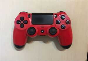 PS4 Controller Red DualShock 4