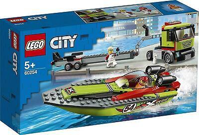 LEGO 60254 CITY TRASPORTATORE DI MOTOSCAFI