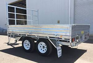 FLAT TOP TRAILER Wangara Wanneroo Area Preview