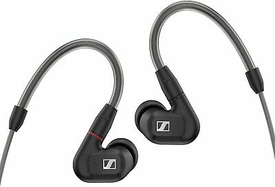SENNHEISER IE 300 XWB DYNAMIC DRIVER EARPHONES IN EAR MONITORS...