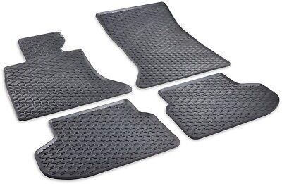 Fußmatten für BMW 5/'er F10-11 Touring 2010-2013 Gummi Automatten 3D Hohe Beige