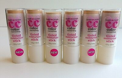 Hard Candy CC Color Correcting Tinted Moisturizer Stick ~ U
