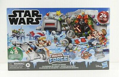 New Star Wars Rise Skywalker Micro Force Advent Calendar Disney Hasbro Christmas