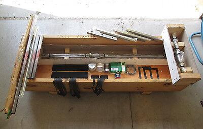 Landis Op-10 Retrofit Kit Ballscrew Linear Roller Bearings Newsurplus