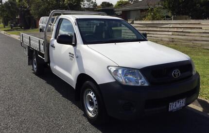2011 Toyota Hilux Ute Ocean Grove Outer Geelong Preview
