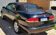 2000 Saab 9-3 Convertible Quinns Rocks Wanneroo Area Preview