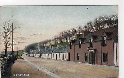 SANDHEAD: Wigtownshire postcard (C3729).