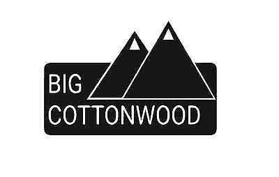 Big Cottonwood Gear