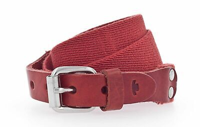 TOM TAILOR Kids Belt W75 Gürtel Accessoire Red Rot Neu