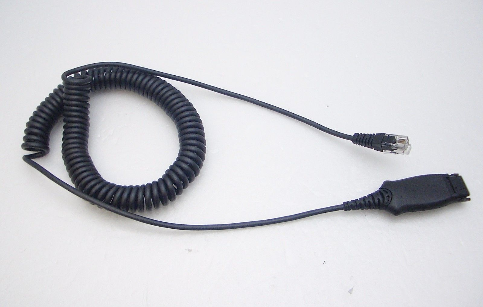 Generic Plantronics His 1 Adapter Cable 72442 41 For Avaya
