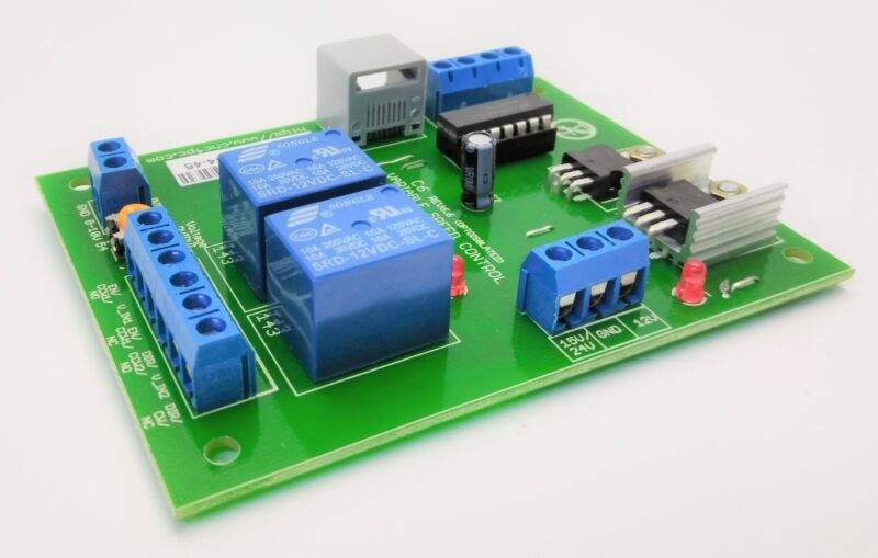 C6 - Variable Speed Control Board