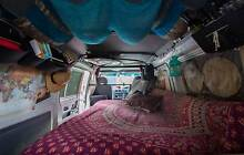2001 Mitsubishi Express Campervan - 7 Months Rego - Camper Van South Coogee Eastern Suburbs Preview
