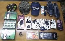 Golf Stuff Bulk Lot (Almost New Shoes-New Balls-New Gloves-Tees,) Christies Beach Morphett Vale Area Preview