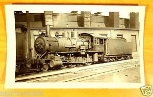 Pittsburgh, Chartiers & Youghiogheny Railway #10 McKees Rocks PA 1938 Photograph