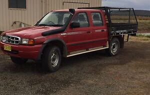 2001 Ford Courier Ute Yenda Griffith Area Preview