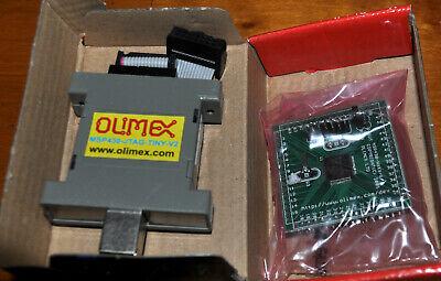 New Olimex Msp430-jtag-tiny-v2 Debugger Jtag Free Shipping