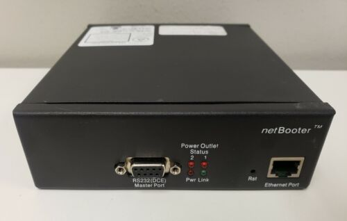 SYNACCESS NETBOOTER NP-02B BASIC SWITCHED PDU POWER DISTRIBUTION UNIT