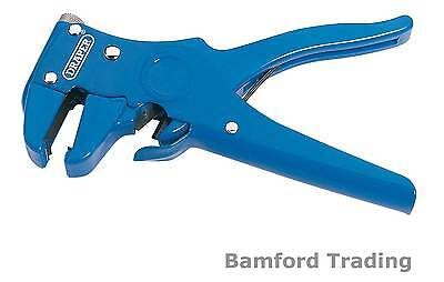 Draper Automatic Wire Cable Stripper Cutter Pliers for Ribbon Electrician Tool