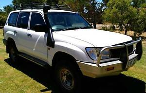 2000 Toyota LandCruiser Wagon Stoneville Mundaring Area Preview
