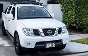 2013 Nissan Navara D40 RX  Series 8 4 CYL DIESEL 4X4 Surfers Paradise Gold Coast City Preview