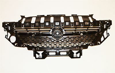 GENUINE VAUXHALL ADAM Front Radiator Grille 13355598 NEW
