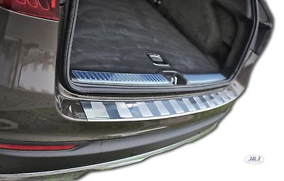 MERCEDES GLC X253 2015 up REAR BUMPER SILL PROTECTOR STAINLESS STEEL