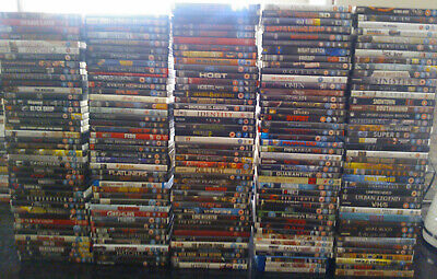 HUGE HORROR DVD COLLECTION- 200+ TITLES! Great for Halloween! (Horror Movies For Halloween)