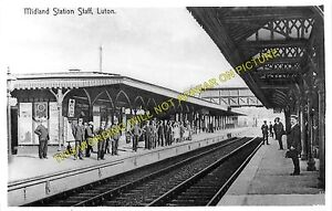 Luton-Midland-Railway-Station-Photo-Chiltern-Green-Harlington-Bedford-Line