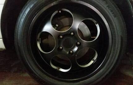 Ford mags au falcon alloys