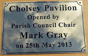 ENGRAVED-SOLID-POLISHED-BRASS-8-x6-PLAQUE-PLATE-SIGN-BENCH-MEMORIAL-PET-OFFICE